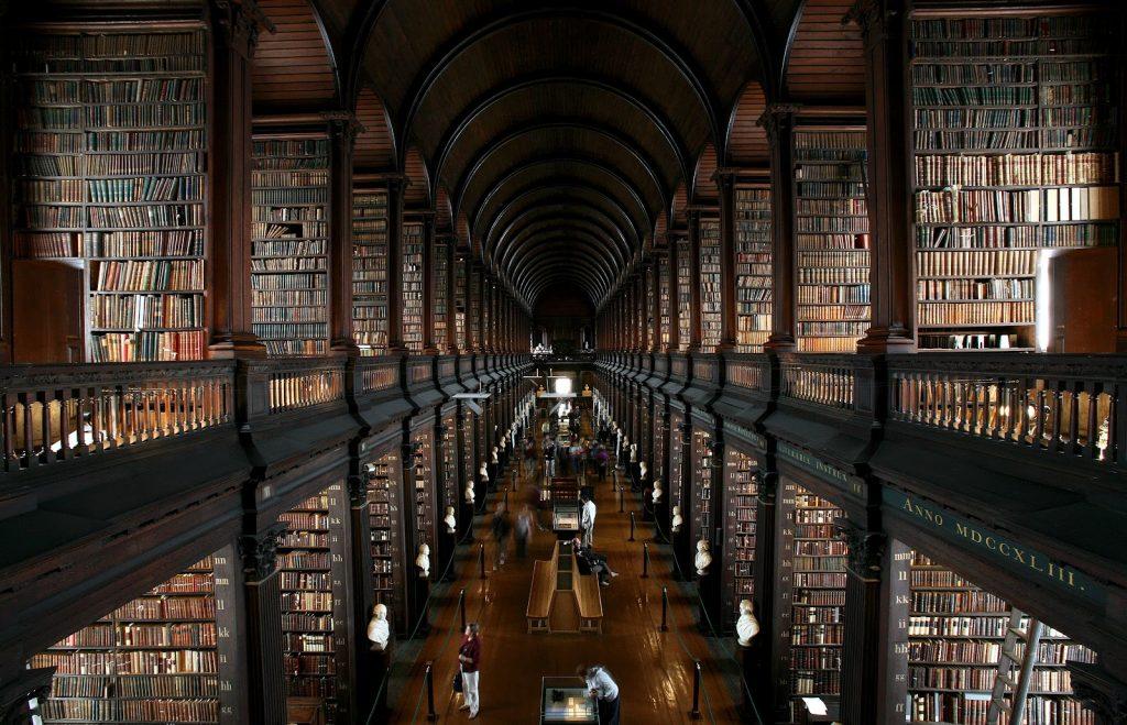Trinity College, uma das dicas do que fazer em Dublin em 1 dia