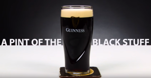 Black Satuff, uma das expressões irlandesas famosas