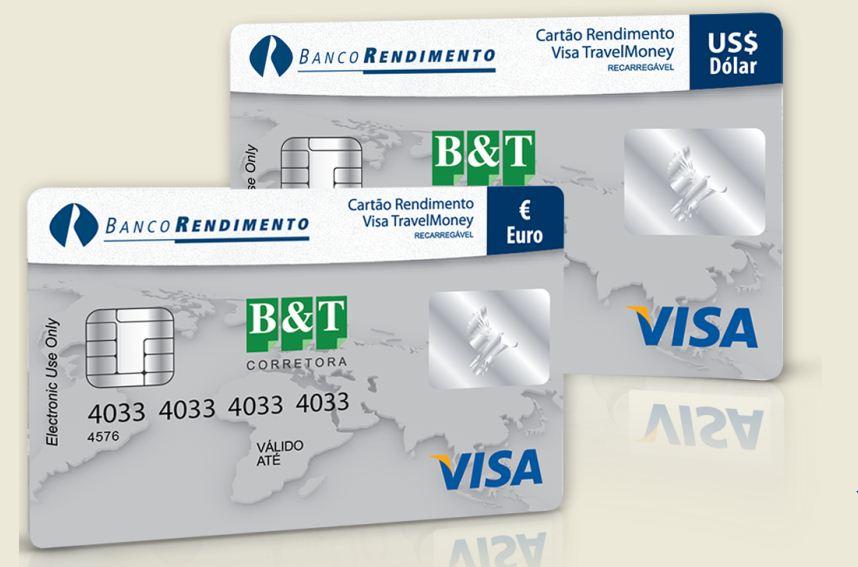 Cartão VTM, uma das maneiras de levar dinheiro para o intercâmbio