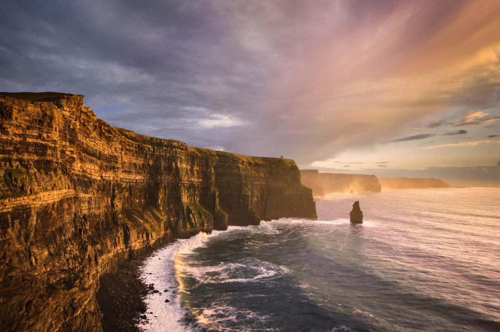 Cliffs Of Moher, na Irlanda