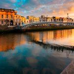 Dublin, rio Liffey