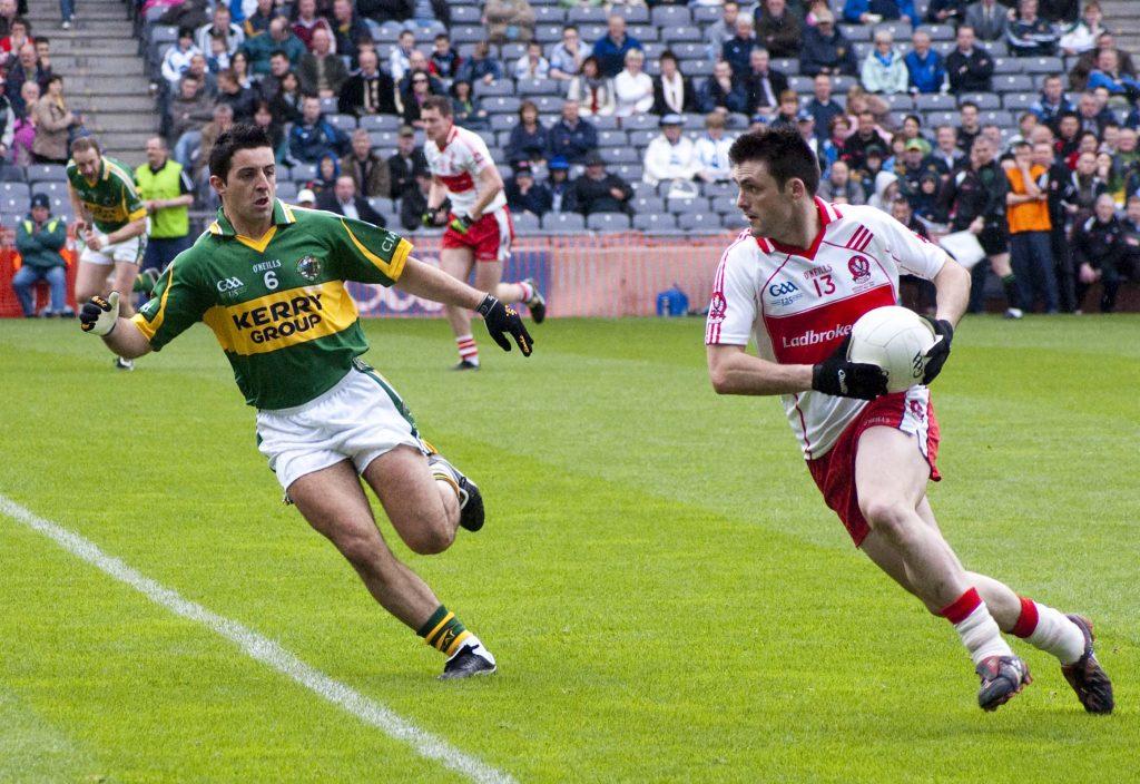 Fútbol Gaélico, uno de los deportes irlandeses
