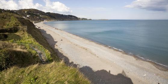 Killiney Beach, praia na Irlanda