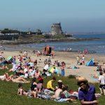 Portmarnock, praia na Irlanda