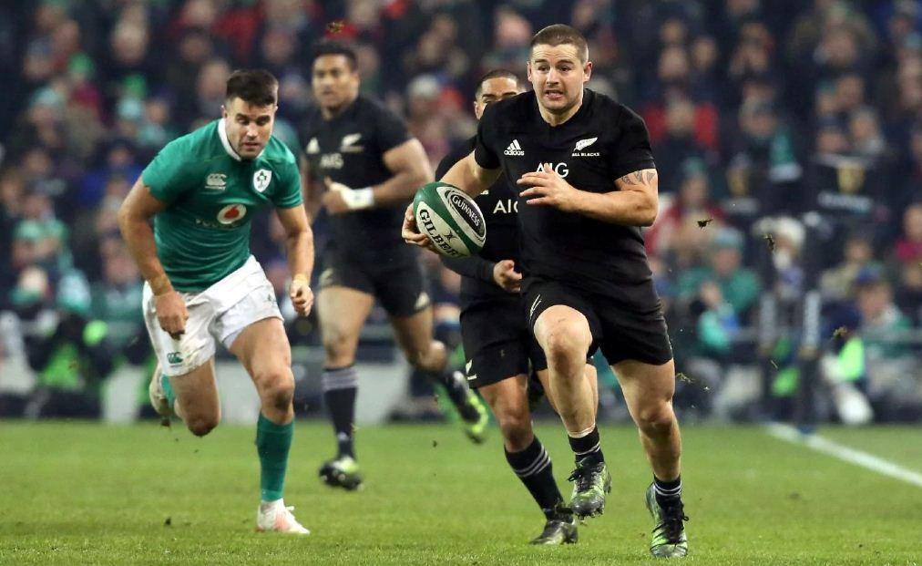 Juego de Rugby, uno de los deportes irlandeses
