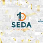 SEDA College 10 anos
