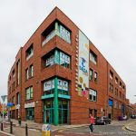 Prédio SEDA College em Dublin
